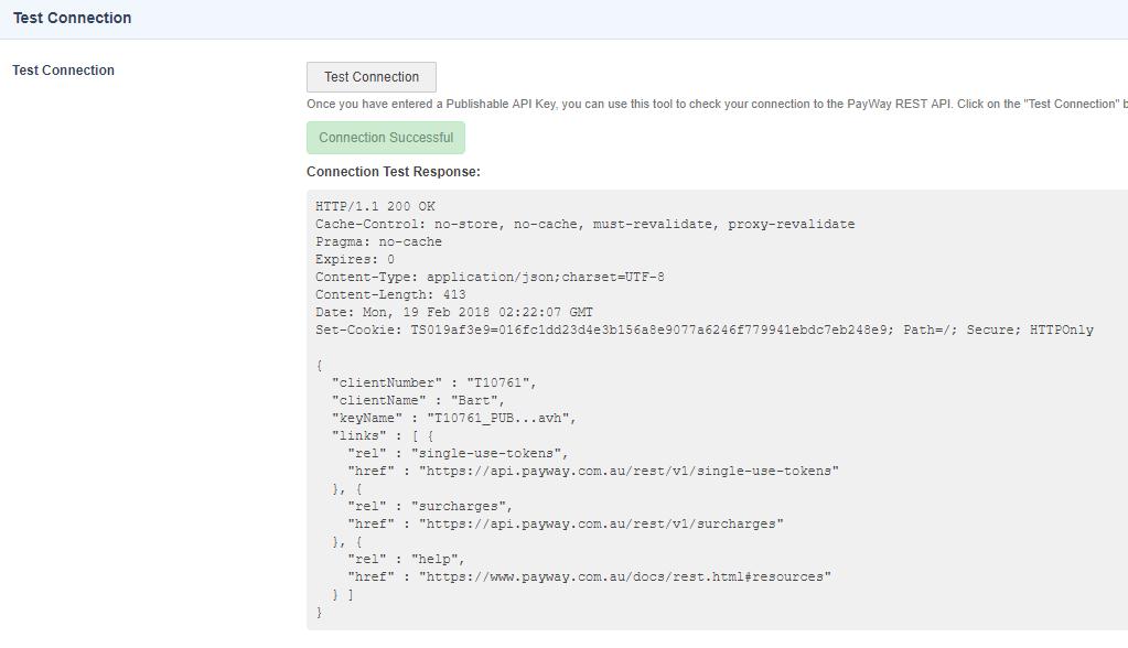 Squiz Matrix Community: Westpac PayWay Payment Gateway